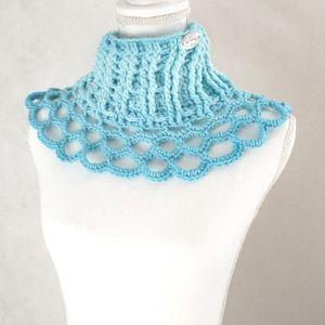 ❄️Cowl, neck warmer, collar, turtleneck, handmade